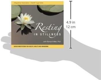 Resting in Stillness: Integrative Restoration - iRest Yoga ...