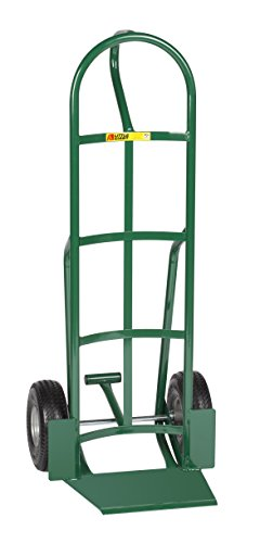 Little Giant TF-364-10FF Shovel Nose Hand Truck with Loop Handle, 600 lb Capacity, - Giant Little Hand Trucks