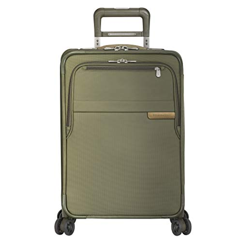 Duffle Riley Expandable Baseline - Briggs & Riley Baseline Domestic Expandable Carry-On 22