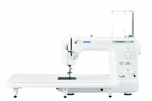 JUKI TL-2000Qi Sewing and Quilting Machine (Best Sewing Machine For Apparel)