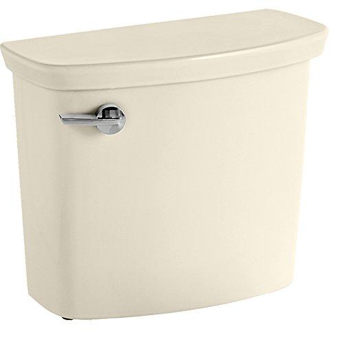 - American Standard 4385A104.222 VorMax Plus HET Right Height Elongated Toilet, Linen