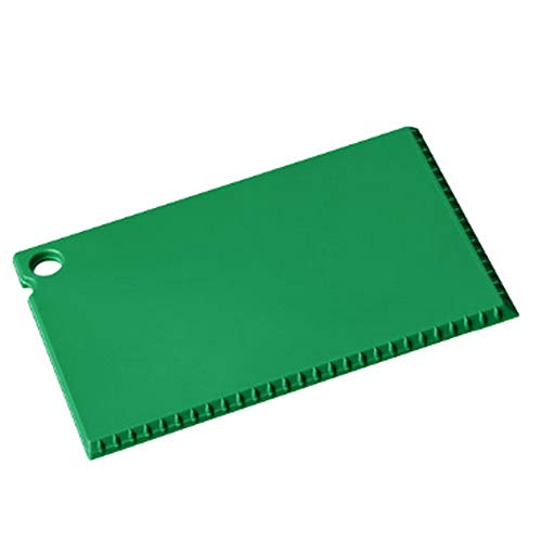 Bullet Coro Credit Card Sized Ice Scraper (One Size) (Green)