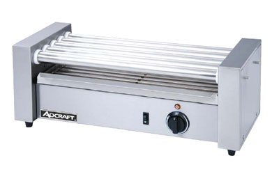 Admiral Craft Hot Dog Grill, Roller-Type - -