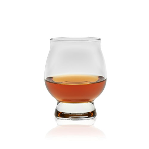 Libbey Signature Kentucky Bourbon Trail Whiskey Glasses, Set of 4 ()