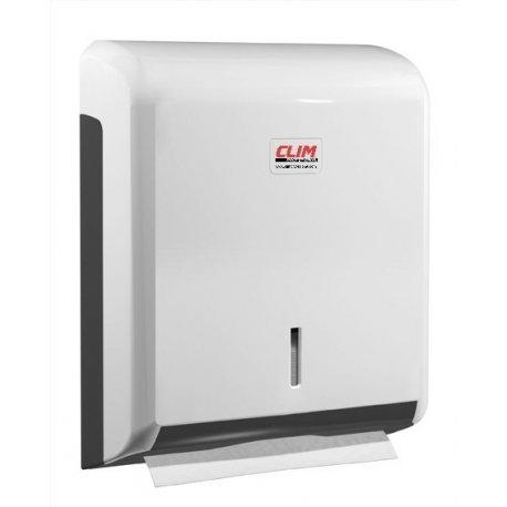 Dispensador de papel secamanos en ZigZag blanco: Amazon.es: Bricolaje y herramientas