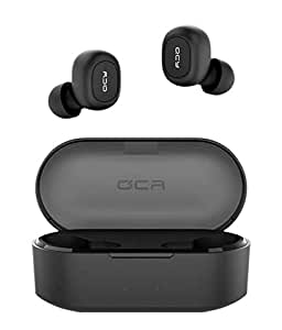 QCY T2C TWS BT5.0 Wireless Earphones with Dual Mircophone 3D Stereo Bluetooth Headphones For All Phones