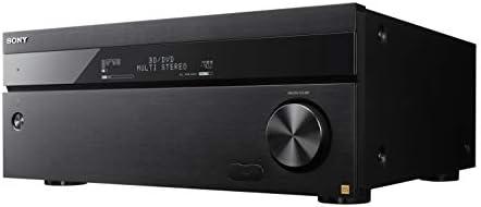 Sony STRZA2100ES Receptor de componentes de audio y video AV Negro