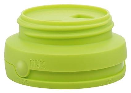 NUK Bouchon /à pas de vis pour biberons First Choice Sans BPA Anti-fuite 1/pi/èce