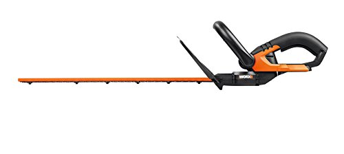 "Worx WG275.9 32V Lithium-Ion Cordless Hedge Trimmer, 20"" Too"