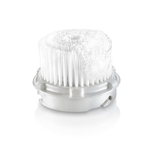 Clarisonic Brush Heads (Clarisonic High Performance Luxe Cashmere Facial Cleansing Brush Head Replacement)