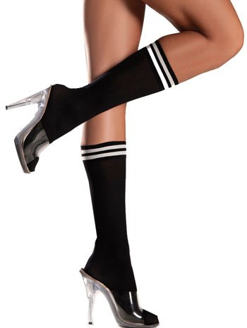 Be Wicked SB BW512, Knee Hi's Ref Socks. O/S As Shown]()