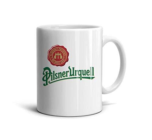 Unicorns Farting White Ceramic Mug Rothaus-Pilsner-Beer- Coffee Mugs 330ML/11.2oz (Radeberger Beer)