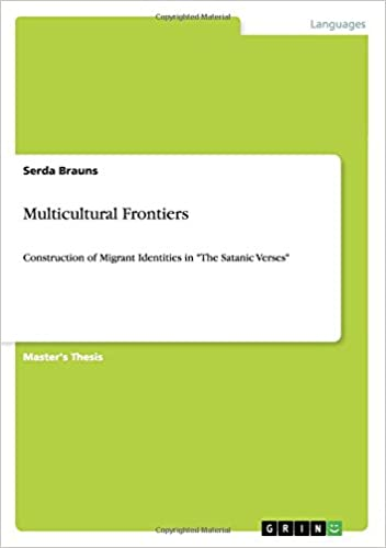Book Multicultural Frontiers