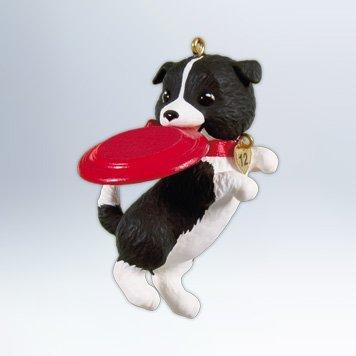 Hallmark Keepsake Ornament Puppy Love 22nd in Series 2012