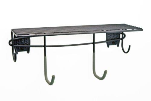 Organized Living Activity Organizer Shelf with Hooks by Organized Living