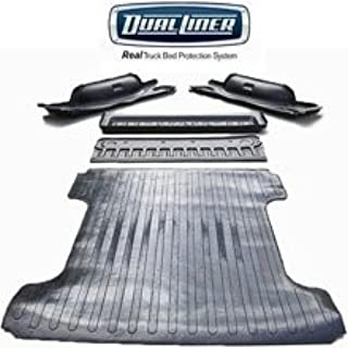 product image for DualLiner Bed Liner Fits 2002-2007 Dodge Ram with 8' Bed (Bolt-in tiedowns), Model#DOF0280