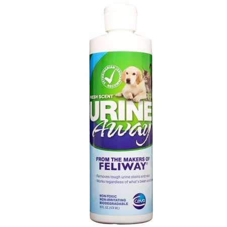 Amazon.com: Ceva Salud Animal urine-away Soaker, 16 oz: Mascotas