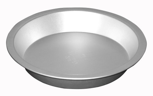 Fat Daddio's Anodized Aluminum Pie Pan, 10 Inches by Fat Daddios
