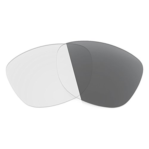 Verres de rechange pour Spy Optic Tele — Plusieurs options Elite Adapt Gris photochromique