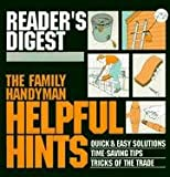 img - for Reader's Digest The Family Handyman Helpful Hints book / textbook / text book
