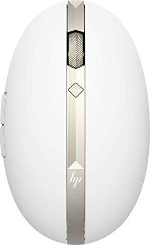 HP Spectre 700 - Ratón Recargable, Blanco: Hp: Amazon.es: Informática