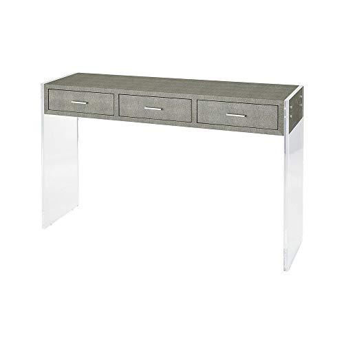 Sterling Home 3169-066 Monaco-Ville Console Table, Gray ()