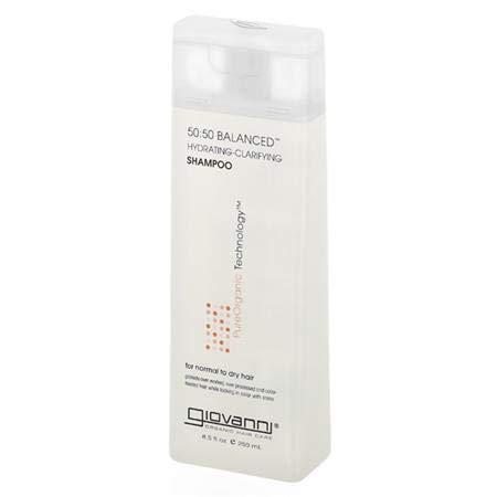 GIOVANNI 50/50 Balanced Shampoo, 1 GL