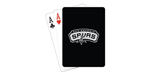 Pro Specialties Group NBA San Antonio Spurs Playing Cards by Pro Specialties Group