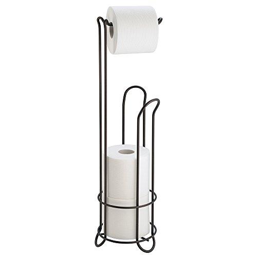 InterDesign Classico Standing Bathroom Storage