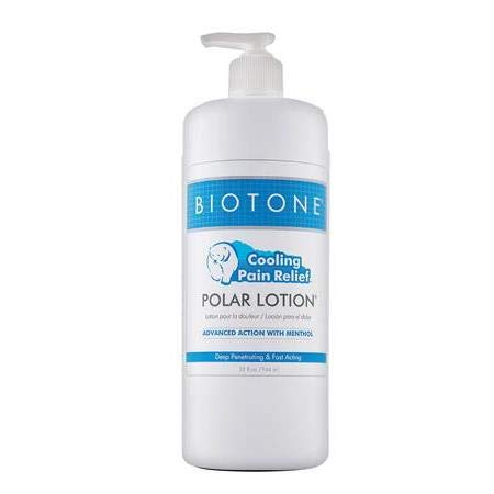Biotone Polar Lotion, 32 Ounce