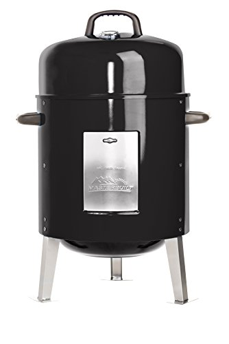 Masterbuilt 20060416 Charcoal Bullet - Smoker Backyard