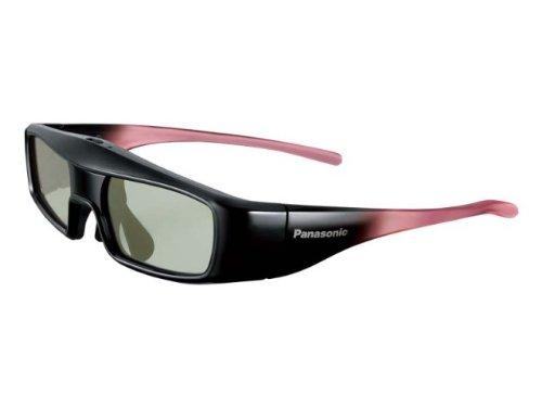 Panasonic VIERA 3D Glasses Active-Shutter S-size | TY-EW3D3SW (Japanese Import)