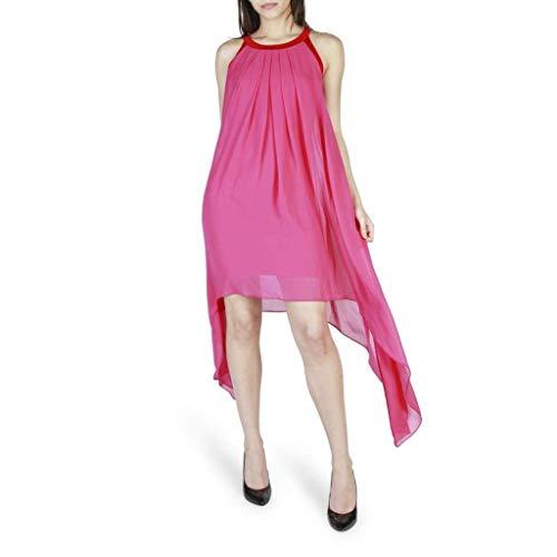 Red Deep S Abiti Pink Donna Rinascimento 89610 And 7x0Un