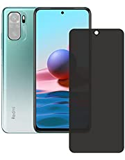 For Redmi note 10 / Note 10s Black Nano Glass Clear Screen protector With Nano Glass Camera Lens Protector