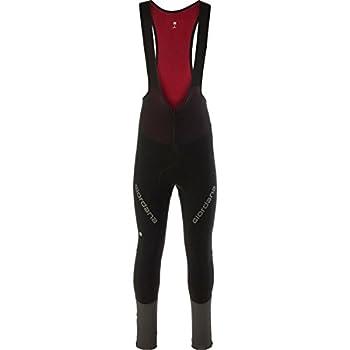 Image of Bib Tights & Pants Giordana 2018/19 Men's Aqua Vento Insulated Cycling Bib Tights - GICW16-INBT-ACVE