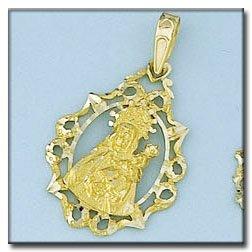 Médaille D'or 18kt V. Santa Ana