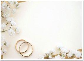 10 Einleger Hochzeit Aus Transparentpapier. Für Edle Einladungen ,  Danksagungen Oder Grüße