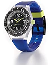 Q&Q Boys RP16J007Y Year-Round Analog Solar Powered Blue Watch