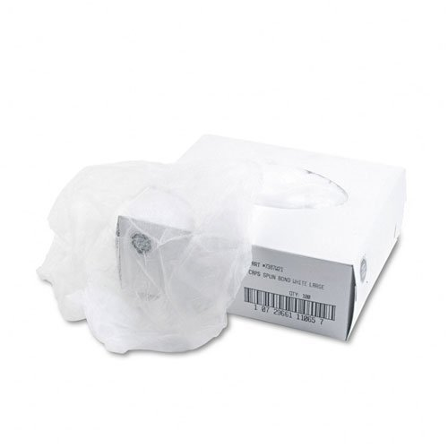 United Facility Supply : Disposable Hair Net, Spun-Bonded Polypropylene, White, 100 per Bag -:- Sold as 2 Packs of - 100 - / - Total of 200 Each by United Facility Supply