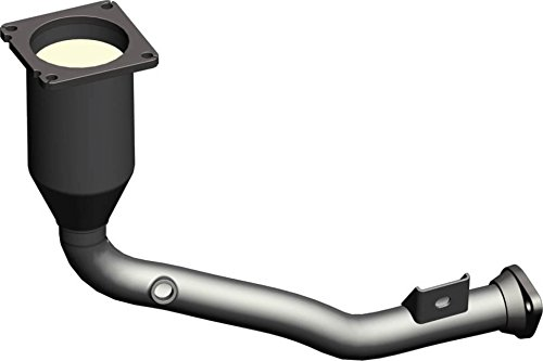 PT6001 EEC Exhaust Catalytic Converter with fitting kit:
