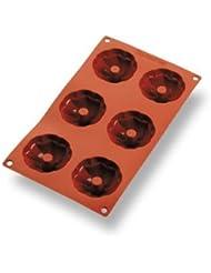 Matfer Bourgeat 258231 Gastroflex Mini Kouglopfs Molds