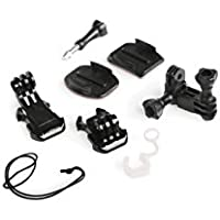 GoPro Grab Bag of Mounts (GoPro Official Mount)