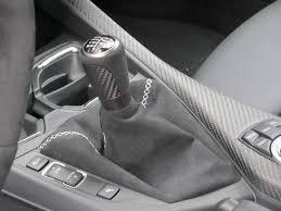 BMW M Performance Carbon Fiber and Alcantara Shift Knob ()