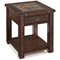 Magnussen T2615 Roanoke Rectangular End Table