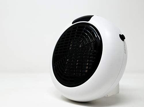 EHS.tv Insta Heater, Calentador eléctrico portátil, 600 W de Potencia. Pequeño y Muy eficiente energéticamente.: Amazon.es: Hogar