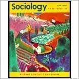 Sociology: An Introduction with Free Student Study Guide and Online Learning Center Passcard