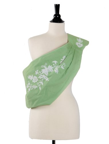 The Peanut Shell Heirloom Baby Sling, Elise, X-Small/Small