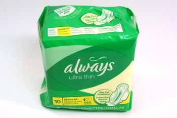 Always Ultra Thin Pads Case Pack 12 by Always (Image #1)