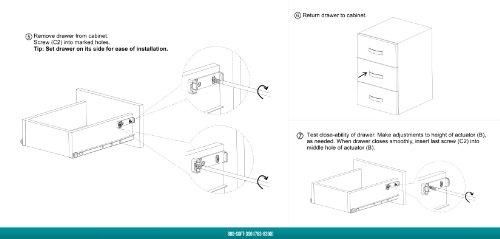 Drawer Slide Soft Close Drawer Slides Retrofit