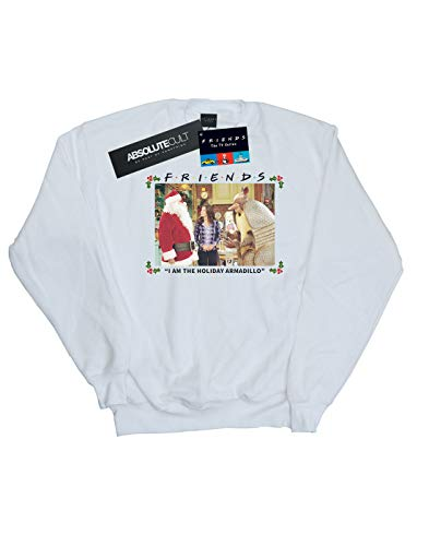 I Cult The Blanc Am shirt Friends Armadillo Fille Sweat Absolute Holiday taqw6fq
